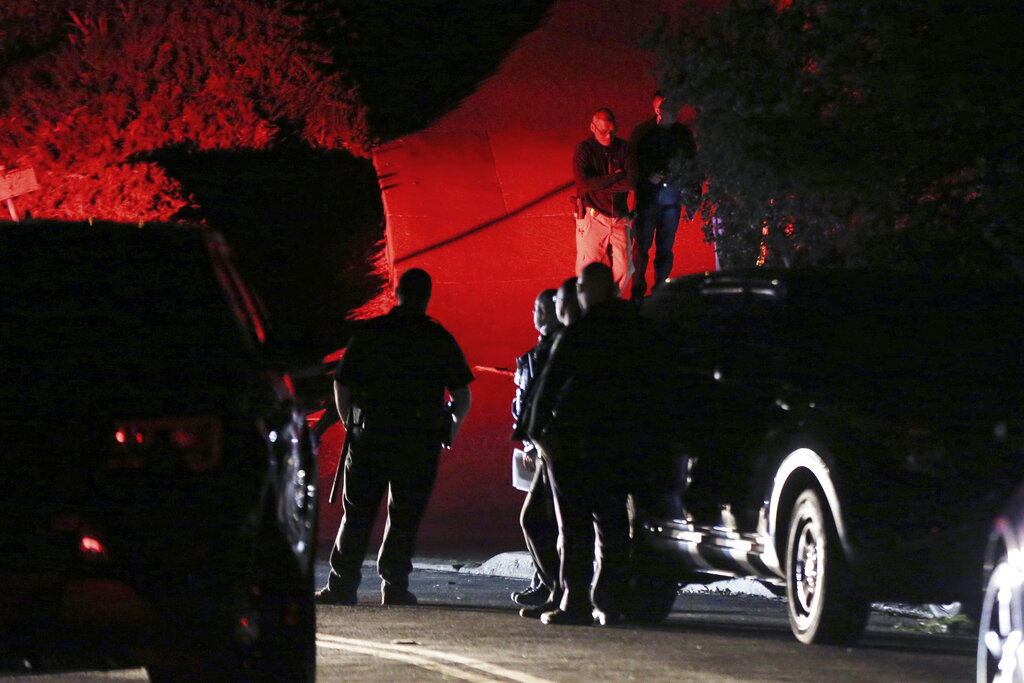 California Halloween house party slayings lead to 5 arrests, authorities say