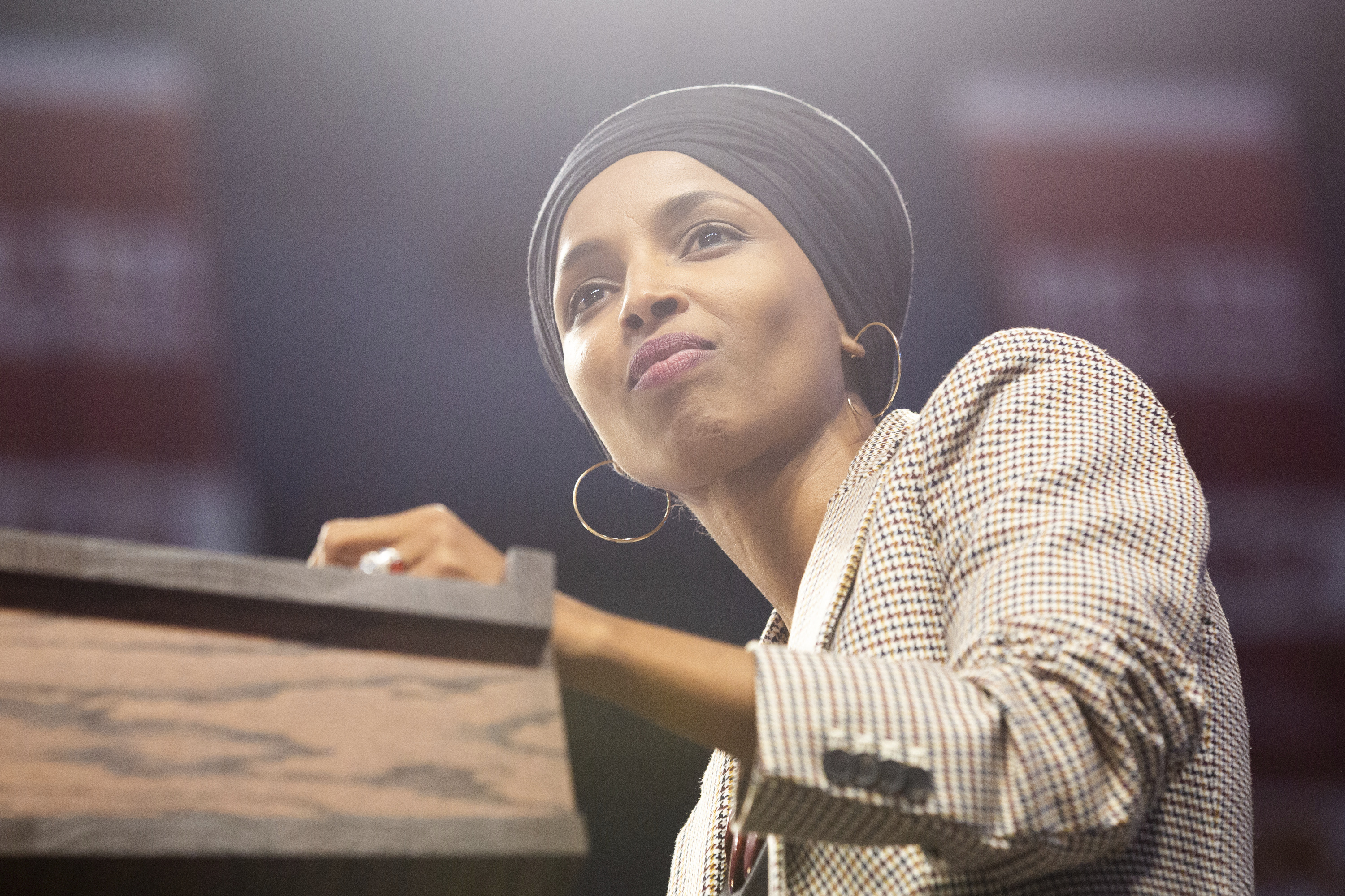 Ilhan Omar: 'Cancel rent and mortgage payments now'