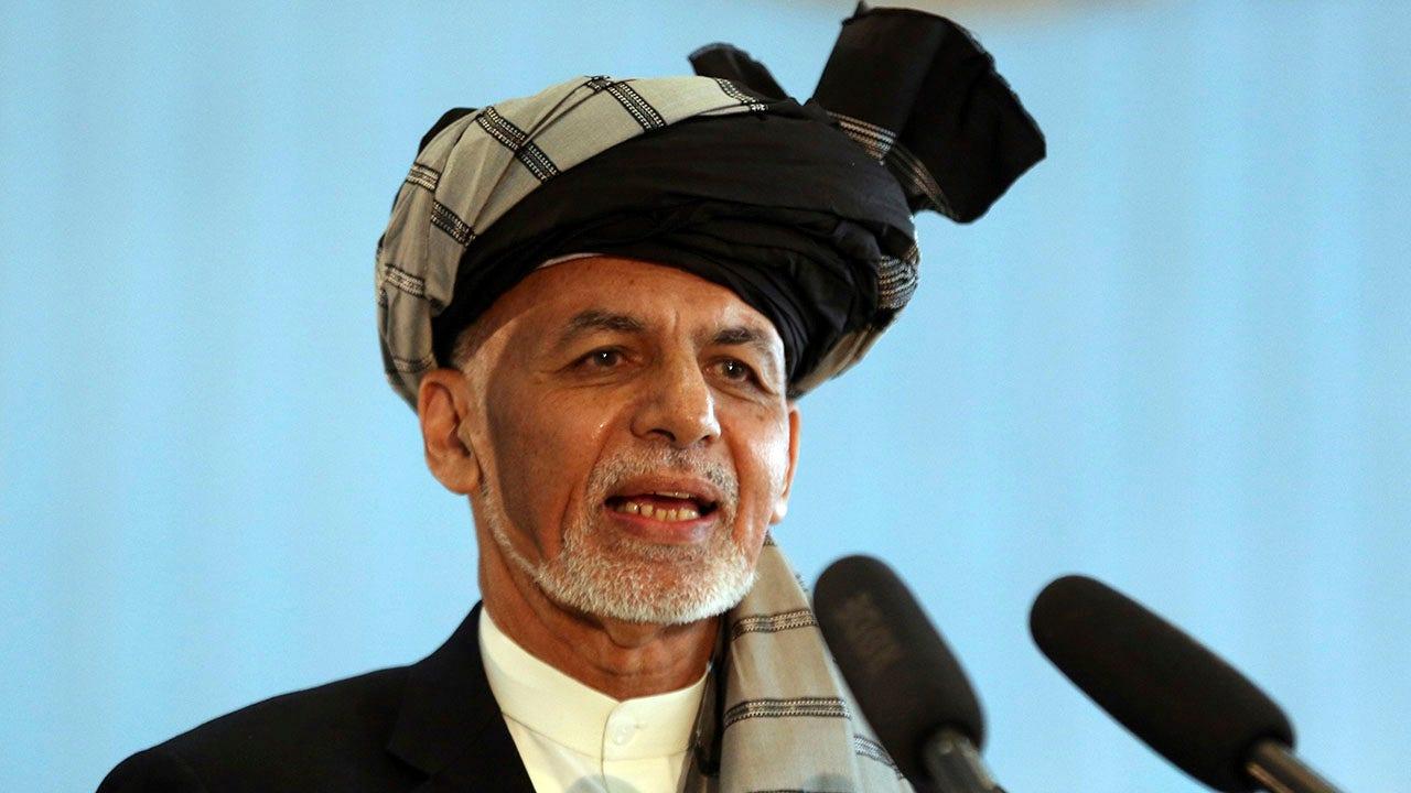 Presiden afghanistan: 3 Taliban dirilis untuk menahan KAMI, Australia