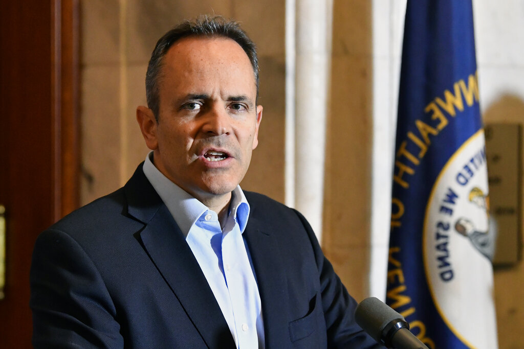 Westlake Legal Group AP19318771789750 Kentucky governor pardons man sentenced to life for sexually abusing stepdaughter, 6 fox-news/us/us-regions/southeast/kentucky fox-news/politics/state-and-local fox news fnc/politics fnc f6a22601-c0c8-5b0c-988d-fd9f7e7ddfec article