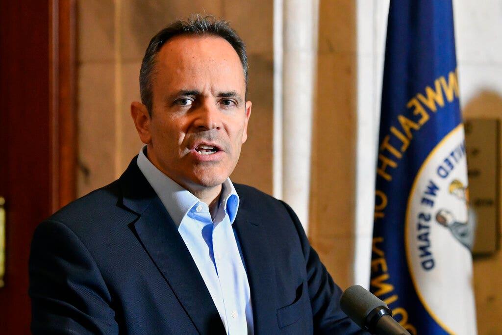 Kentucky governor pardons man sentenced to life for sexually abusing stepdaughter, 6