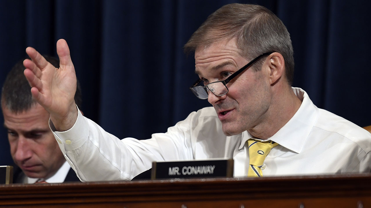 Donald trump Rep. Jim Jordan attacked by Ohio newspaper in shocking personal, partisan column thumbnail