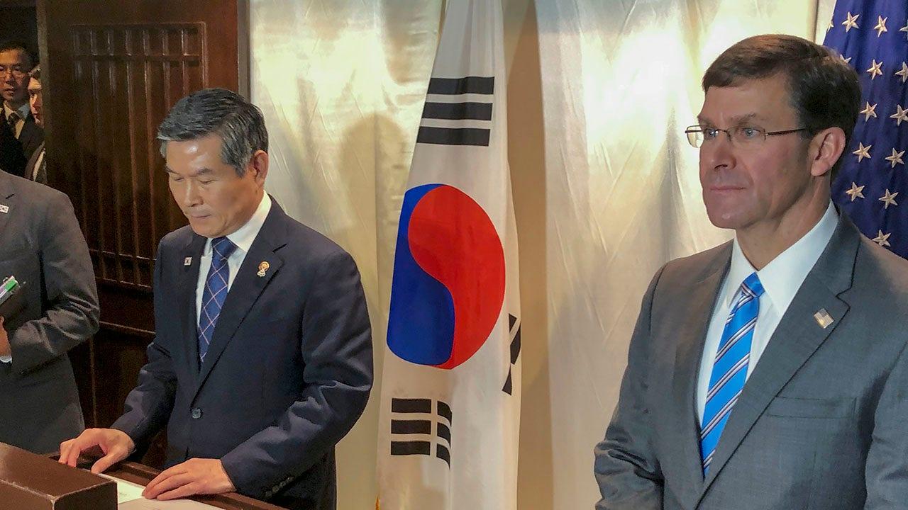 AS, Korea Selatan menunda latihan militer bersama dikritik oleh Korea Utara
