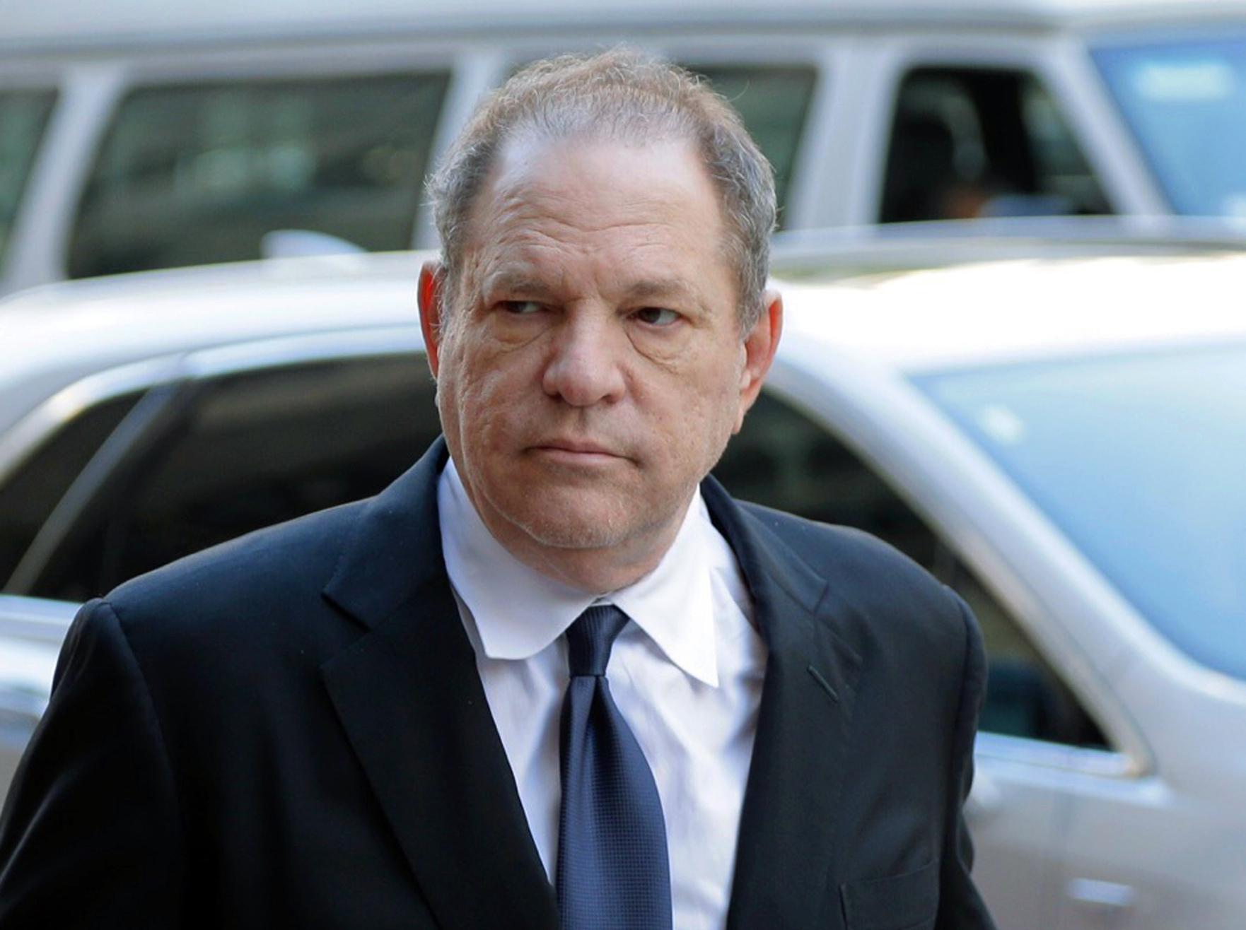 Westlake Legal Group AP19331835525494 Judge denies Harvey Weinstein motion to dismiss key charges in New York sex crimes case Mariah Haas fox-news/entertainment/events/scandal fox-news/entertainment/events/in-court fox-news/entertainment fox news fnc/entertainment fnc article 9c3c1196-47fa-5249-8584-313d375a2294