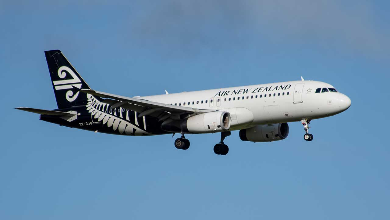 Air New Zealand named 'airline of the year' in travel review website's 2020 report
