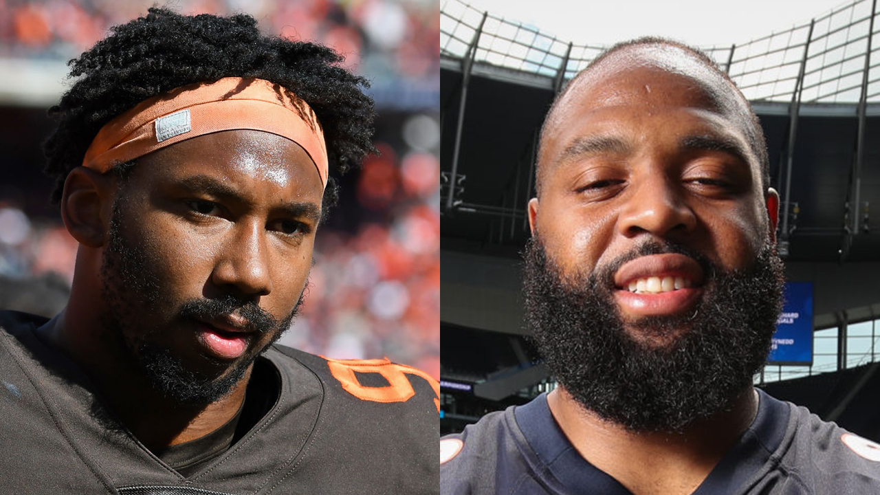 Myles Garrett brawl: Browns star finds some allies as fight fallout ensues