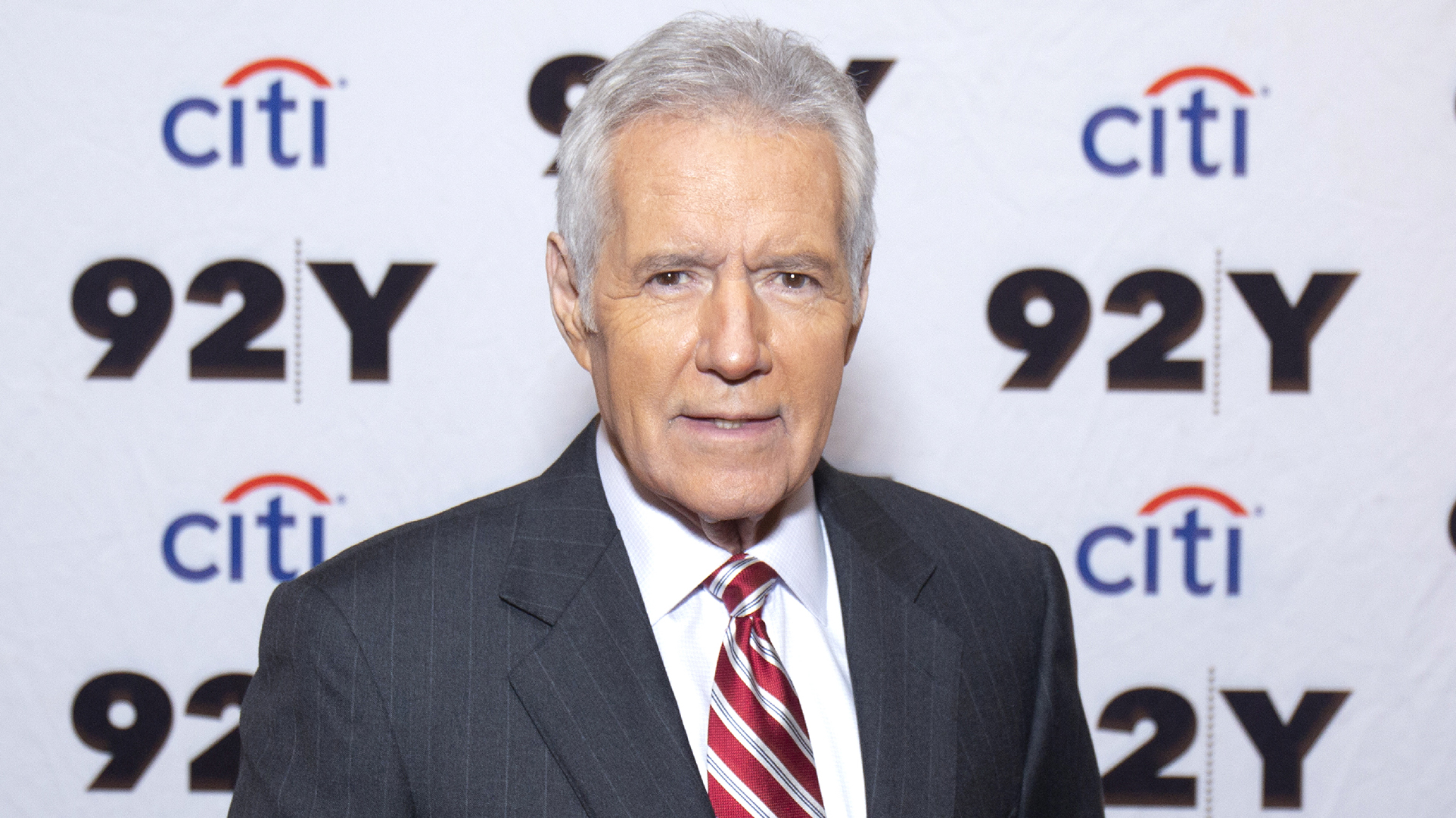 'Jeopardy!'s Alex Trebek gets emotional after contestant's message