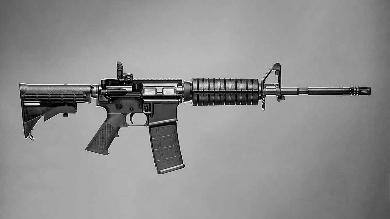 Westlake Legal Group Ar-15-iStock-2 California boy, 13, is arrested over a school shooting threat Vandana Rambaran fox-news/us/us-regions/west/california fox-news/us fox news fnc/us fnc b2816e68-b469-5f87-94f9-5e770bacf237 article