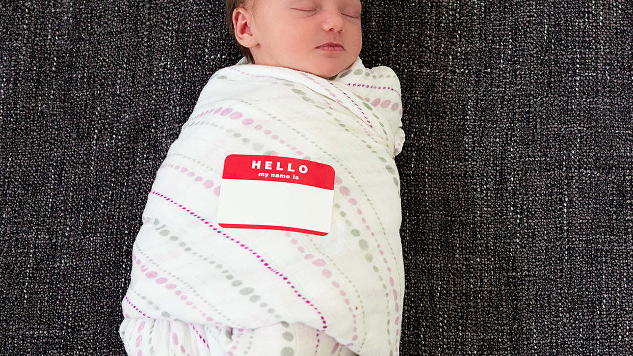 Parents slammed for giving baby 'ridiculous' blended last name