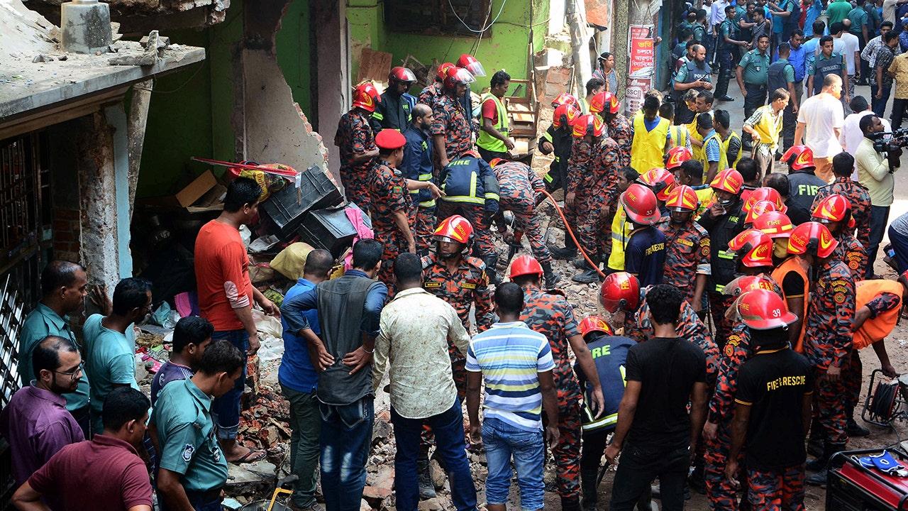 Setidaknya tujuh orang tewas di Bangladesh ledakan gas
