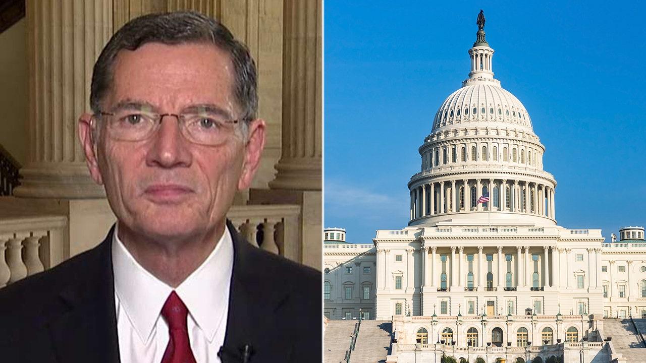 Westlake Legal Group Barrasso-Capitol Impeachment endgame: GOP senators eye swift conclusion to trial, say 'It's time to vote' Marisa Schultz fox-news/politics/trump-impeachment-inquiry fox news fnc/politics fnc article 463779c6-bdec-5db5-8f92-7fd4fb96433a