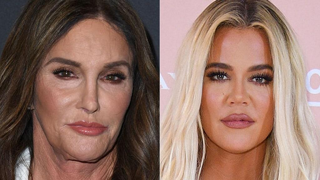 Caitlyn Jenner sagt, Sie hat nicht gesprochen, Khloe Kardashian in