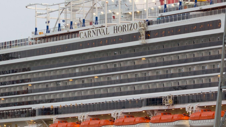 Indiana Vater identifiziert, die als Carnival Cruise Line Passagier erlitten tödliche fallen von deck