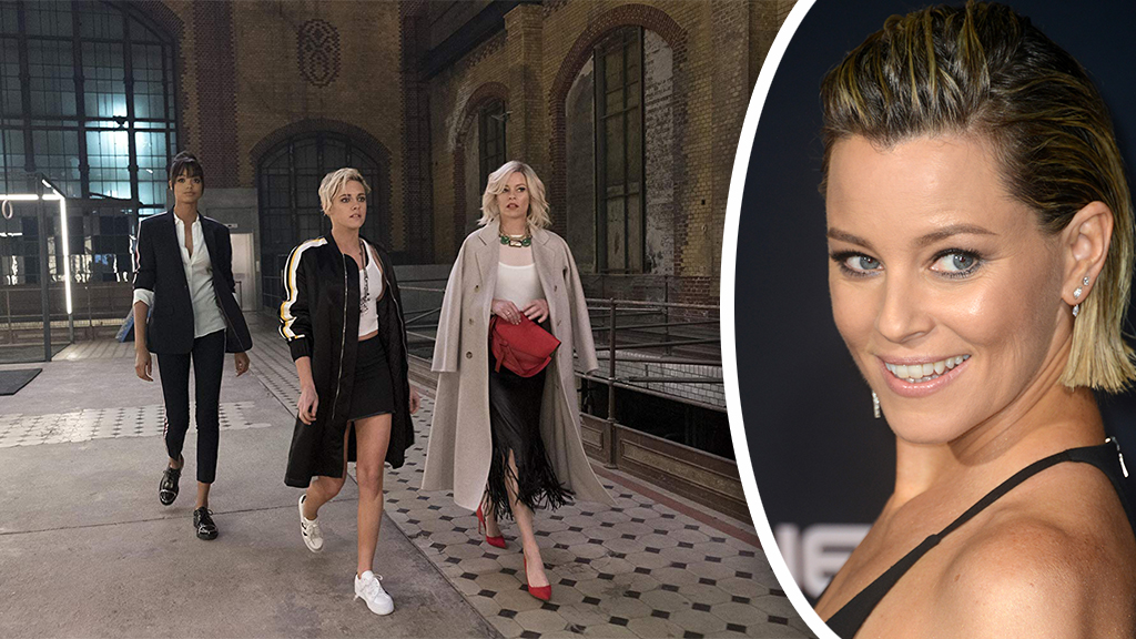 Elizabeth Banks suggests her 'Charlie's Angels' box office bomb is because men 'don't go see' female-led ac...