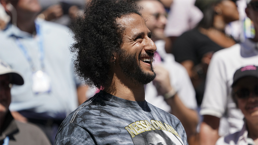 Colin Kaepernick switches workout location at last minute, reps hit NFL over 'process'