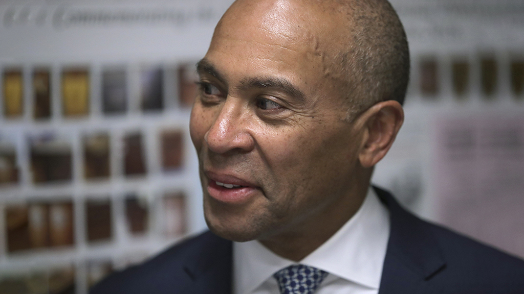 Westlake Legal Group Deval-Patrick-AP Marc Thiessen: Deval Patrick joining 2020 race is 'cry for help from the Democratic establishment' Victor Garcia fox-news/topic/fox-news-flash fox-news/politics/elections/democrats fox-news/politics/2020-presidential-election fox-news/media fox news fnc/media fnc caf8401e-ab4c-581c-bc2f-cd2affafa11a article