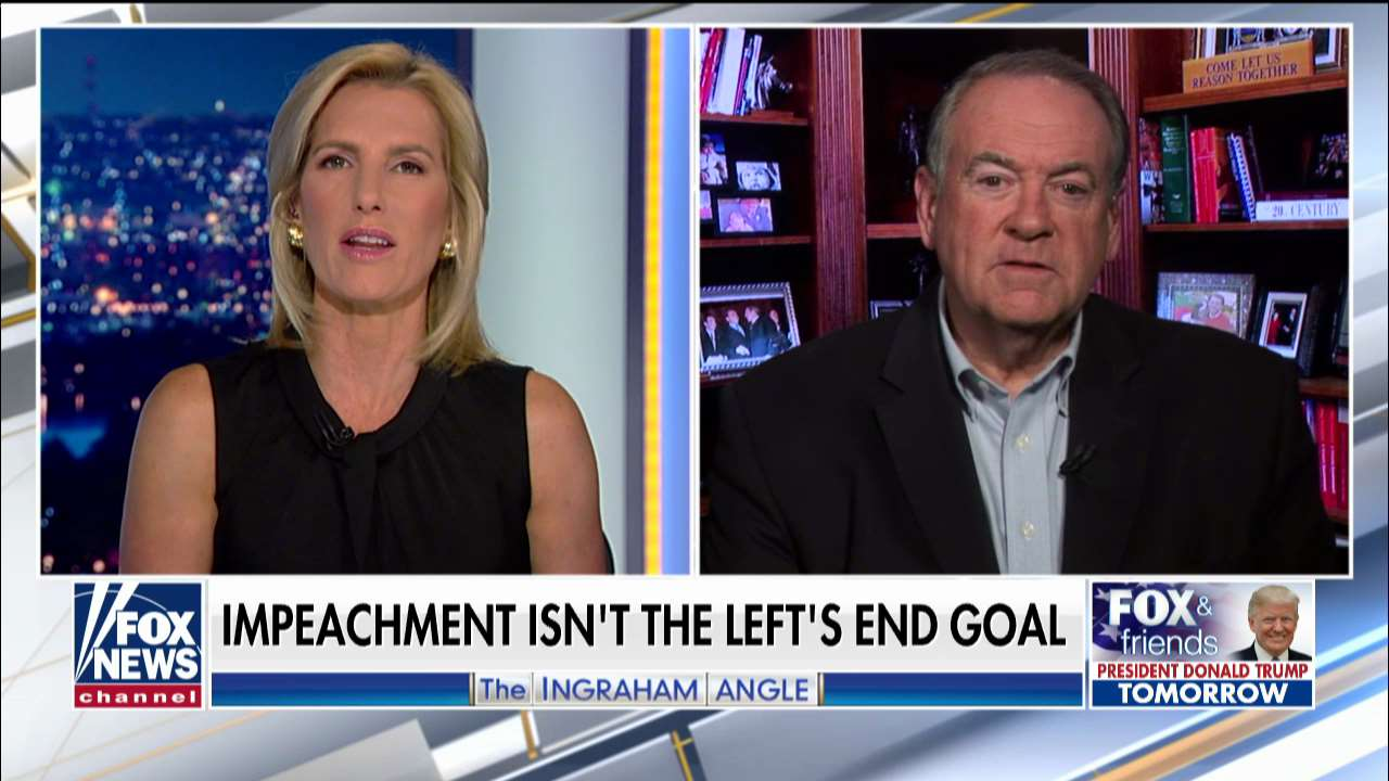 Westlake Legal Group ENC3_132188684066200000 Mike Huckabee blasts MSNBC host Rachel Maddow's debate performance: 'She pretends to be a journalist' fox-news/shows/ingraham-angle fox-news/politics/trump-impeachment-inquiry fox-news/politics/elections/presidential-debate fox-news/politics/elections/democrats fox-news/media/fox-news-flash fox-news/media fox news fnc/media fnc Charles Creitz article 88c19343-7167-5046-bad2-94de492ba791