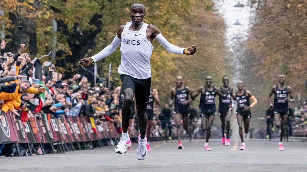 Record breaking Nike sneaker sparks competitive advantage debate ahead of New York City Marathon