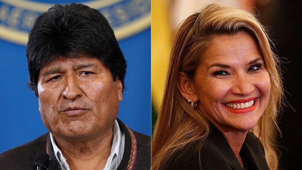 ボリビアのpolarizes西半球に沿って'疲れたら、イデオロギーの線