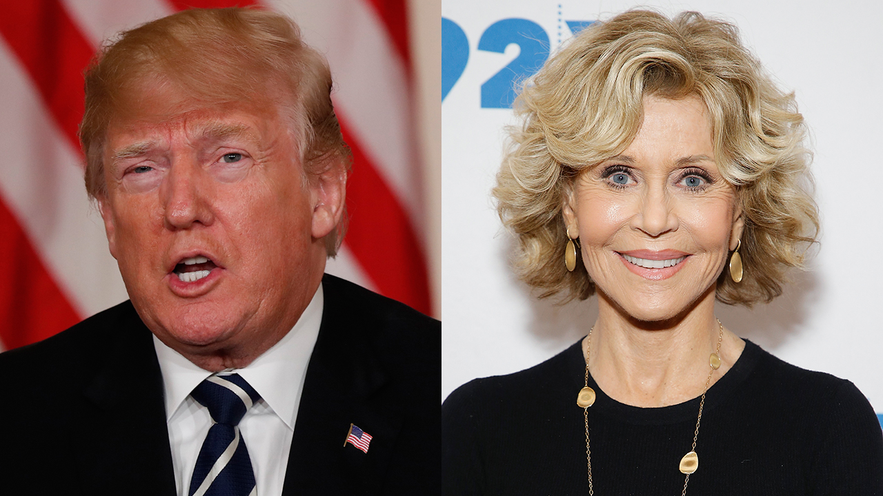 Donald Trump reacts to Jane Fonda's arrests: 'Nothing changes'