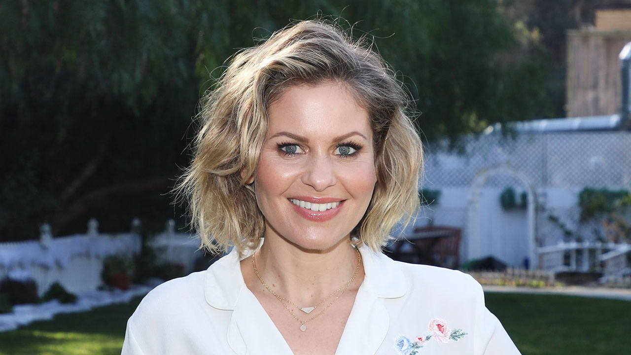 Candace Cameron Bure says she 'had no shame' posting PDA pic: 'We have fun and we're spicy together'