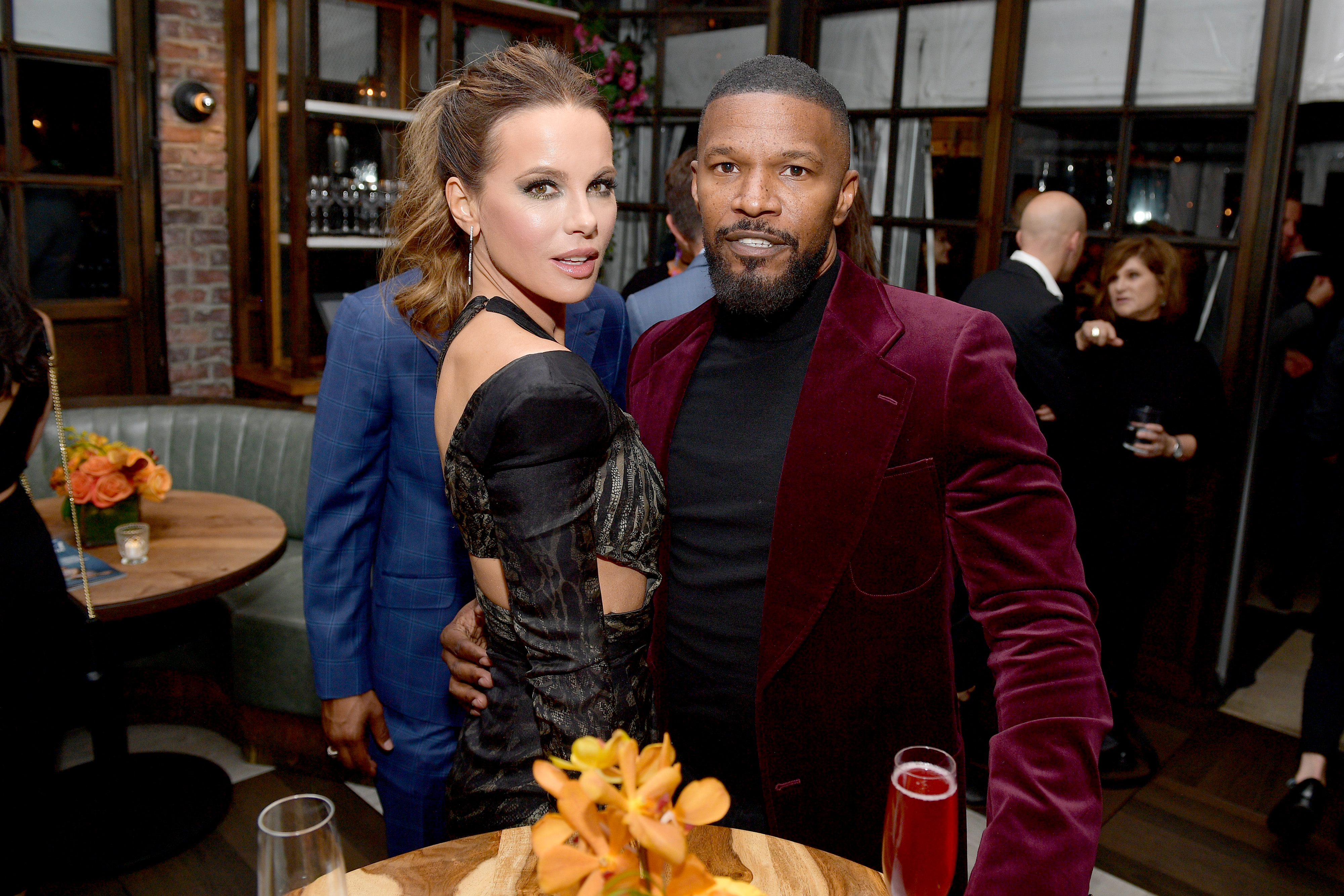 Westlake Legal Group GettyImages-1187763217 Kate Beckinsale shoots down Jamie Foxx dating rumors Nate Day fox-news/entertainment/events/couples fox-news/entertainment/celebrity-news fox-news/entertainment fox news fnc/entertainment fnc ff4e4278-dd8c-5bc9-8133-51857e895916 article