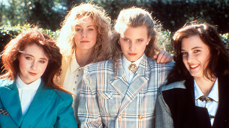 'Heathers' star Lisanne Falk reflects on her bond with Winona Ryder, why the cult film doesn't need a reboot