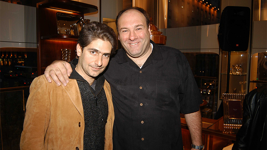 'Sopranos' actor Michael Imperioli recalls smashing car with James Gandolfini, reacts to prequel casting