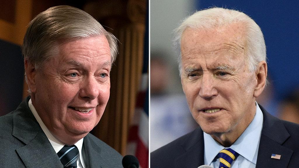 Joe Biden fumes at Lindsey Graham over Hunter Biden document request: 'Lindsey... is going to regret this''
