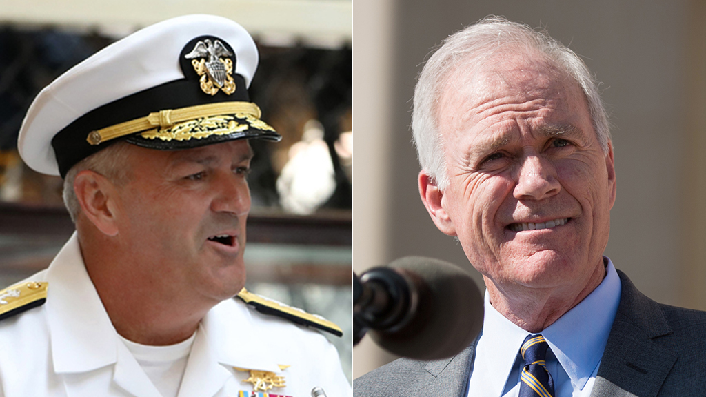 Green Spencer US NAVY REUTERS - Navy secretary threatened to resign over Trump's request, but not top SEAL commander: officials