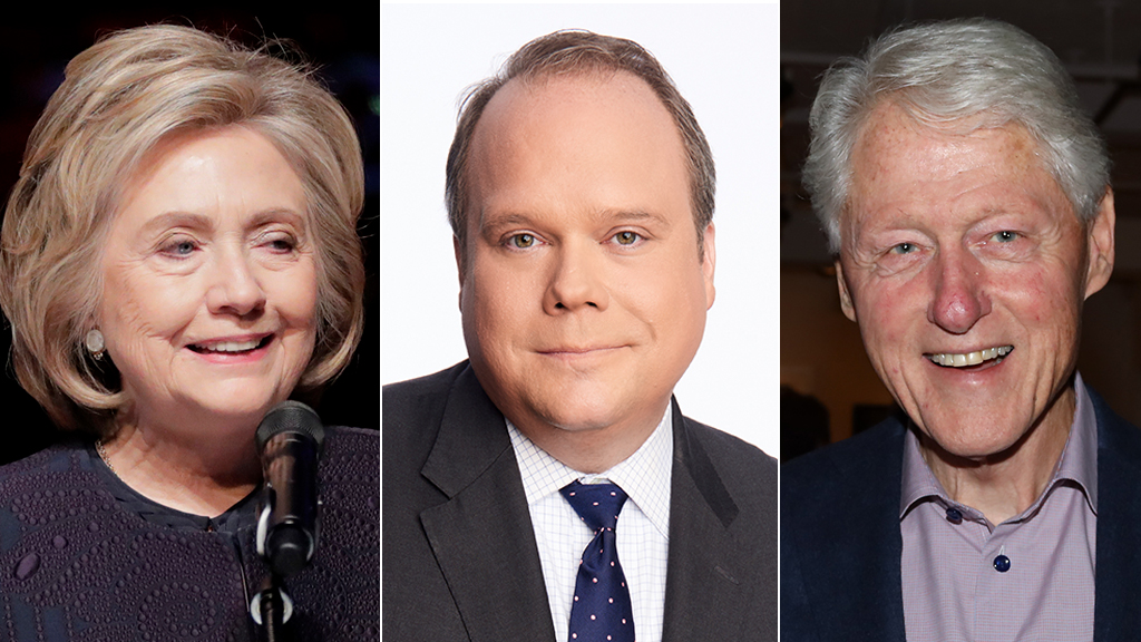 Stirewalt goes off on Hillary Clinton's 'idle selfish speculation' about 2020: 'What's wrong with the Clint...