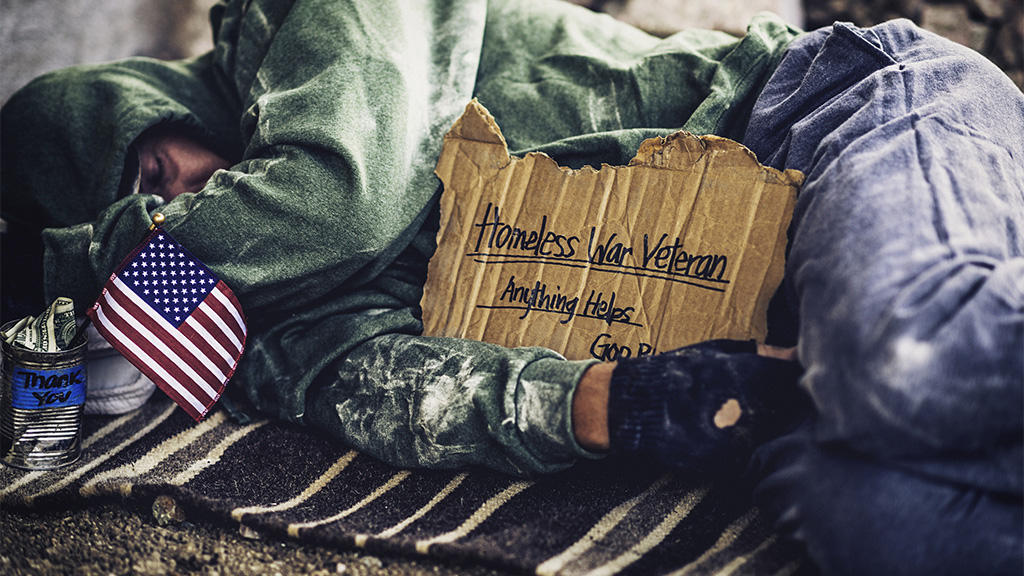 Veterans Affairs hiring racial diversity consultants to fight homelessness