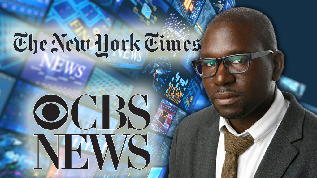NY Times columnist, CBS News analyst speaks to 'secretive' Dem donor group, report says