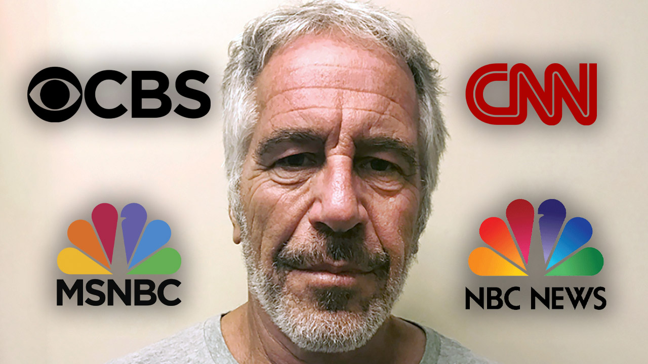 Mainstream media largely ignores ABC's Epstein scandal; CNN's scant coverage is lampooned