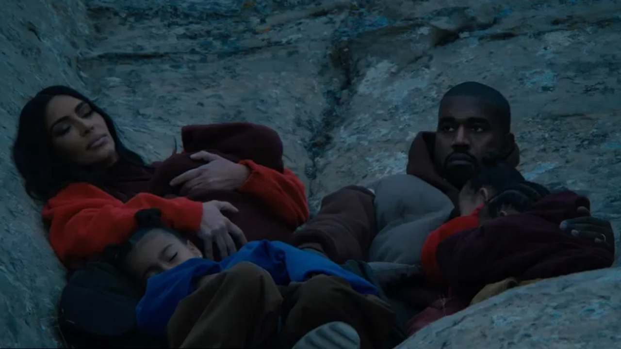 Kanye West drops 'Closed on Sunday' music video promoting his Christian beliefs