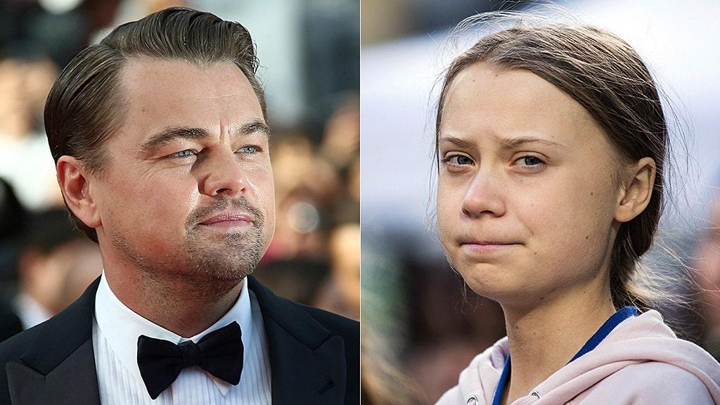 Leonardo DiCaprio lobt Greta Thunberg als