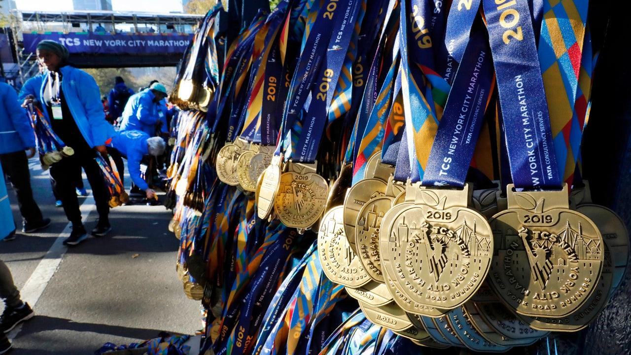 New York City Marathon: Jepkosgei upsets Keitany to win women's race