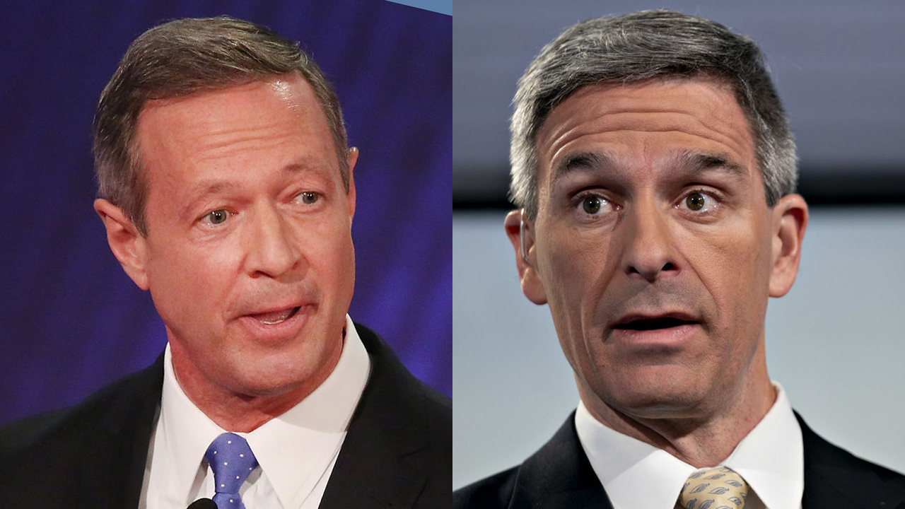 Ken Cuccinelli, acting DHS deputy, forced to leave bar after being assailed by Martin O'Malley