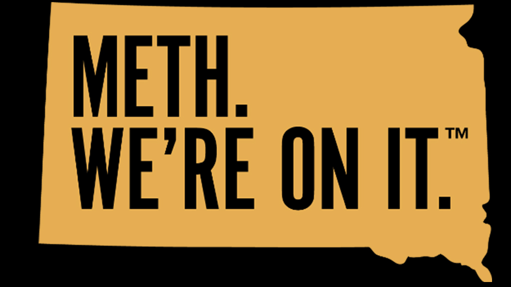 Westlake Legal Group Meth-Campaign-logo 'Meth. We're on it' campaign rolls out in South Dakota to confusion, ridicule Louis Casiano fox-news/us/us-regions/midwest/south-dakota fox-news/us/crime/drugs fox news fnc/us fnc article 22f57824-396f-57f4-bdd0-64202fdb567b