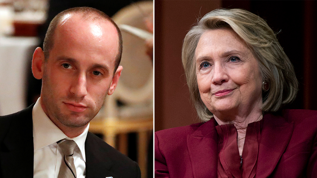 Hillary Clinton calls for White House adviser's removal, says his presence is an 'emergency'