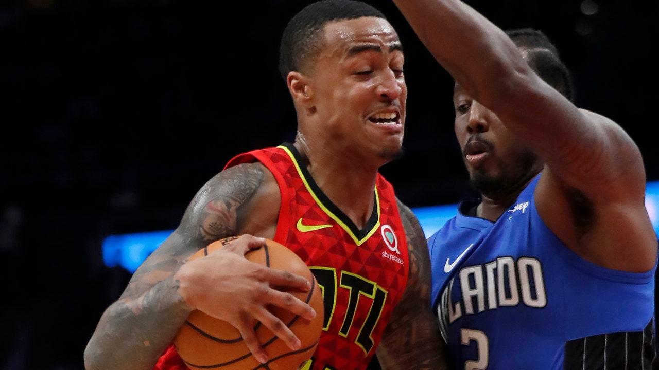 Atlanta Hawks' John Collins receives 25-game suspension for violating NBA's anti-drug policy
