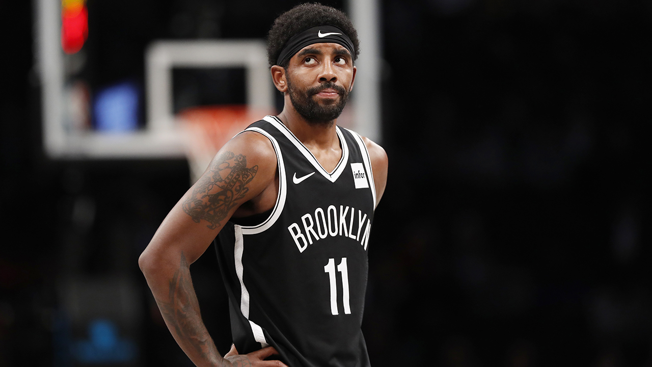 Westlake Legal Group NBA-Kyrie-Irving6 Brooklyn Nets' Kyrie Irving 'planned' shoulder injury to skip Boston Celtics game, ex-NBA player says Ryan Gaydos fox-news/sports/nba/brooklyn-nets fox-news/sports/nba fox-news/person/kyrie-irving fox news fnc/sports fnc b438619f-e453-56bf-a94b-ad79f4cd7b02 article