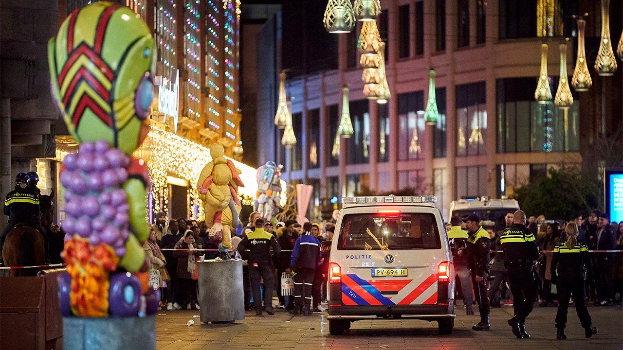 Drei Verletzte in Niederlande, Messerstecherei, Polizei sagen