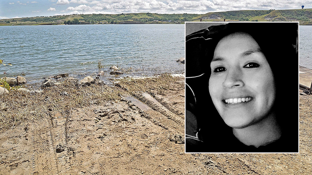 Native American woman, 32, found in submerged truck was strapped into passenger seat, court docs reveal