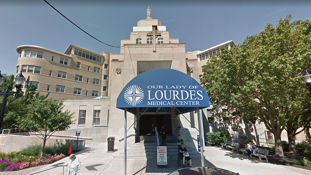 Westlake Legal Group Our-Lady-of-Lourdes-Hospital-Google-Maps New Jersey hospital gives kidney transplant to wrong patient, official says Talia Kaplan fox-news/us/us-regions/northeast/new-jersey fox-news/us fox-news/health fox news fnc/us fnc article 20385824-70f4-53f9-96e3-d6b9bbdee21a
