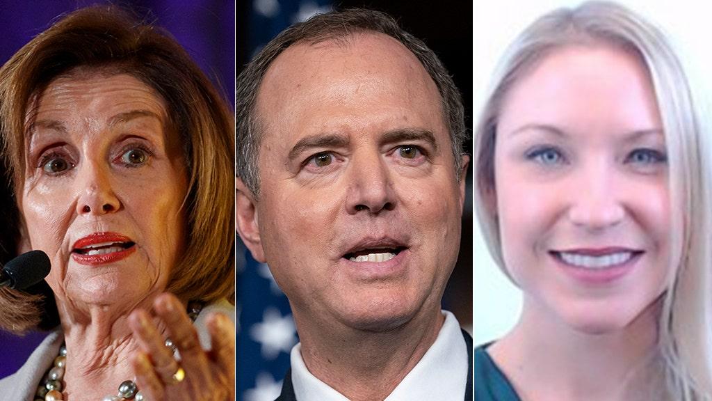 Westlake Legal Group Pelosi-Schiff-Bade-AP-WAPO CNN analyst: Impeachment polling is a 'warning sign' for Democrats Sam Dorman fox-news/politics/trump-impeachment-inquiry fox-news/politics/elections/polls fox news fnc/media fnc e7506c07-ef86-59df-8c80-fc2cf28339fe article