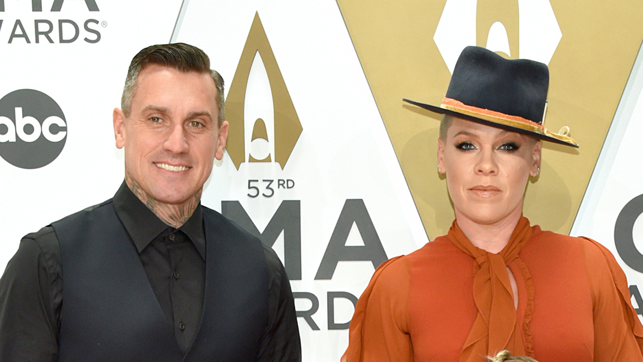 Pink, Carey Hart celebrate 14 years of marriage with touching Instagram post: 'Look at us now!'