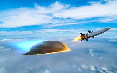RaytheonHypersonic.'