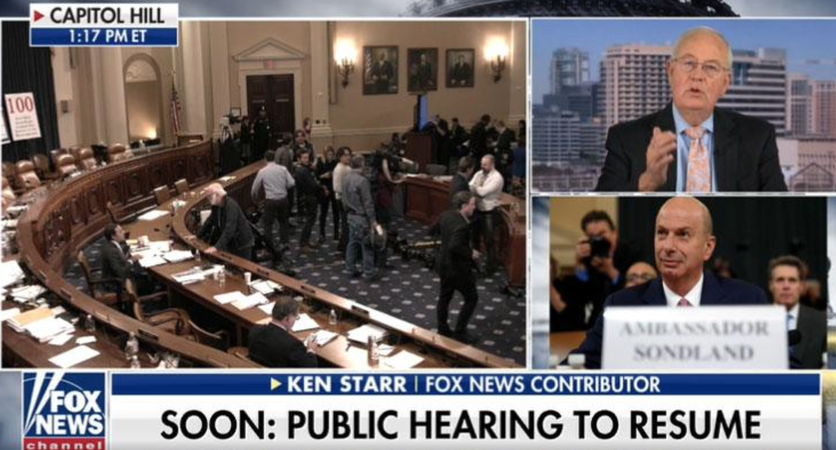 Westlake Legal Group Screen-Shot-2019-11-20-at-4.38.29-PM Ken Starr says he's 'stunned' by Sondland omission of Trump claim he wanted no 'quid pro quo' Joshua Nelson fox-news/shows/americas-newsroom fox-news/politics/trump-impeachment-inquiry fox-news/media/fox-news-flash fox news fnc/media fnc article 69c9a202-1476-58ff-88f9-58a517254172