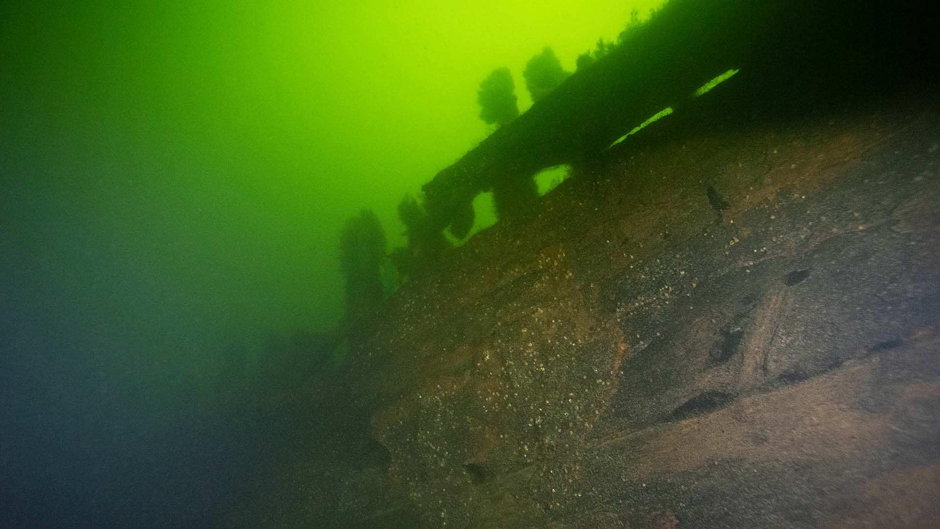 17th-century warship wrecks discovered off Swedish island